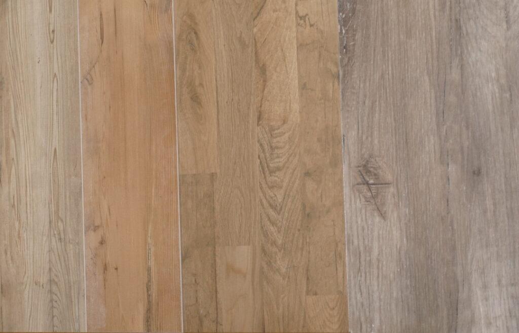 Muster Holzfliesen